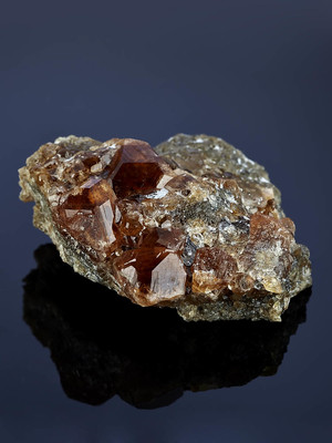 Hessonite sample