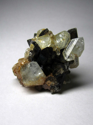 Topaz with rauchtopas