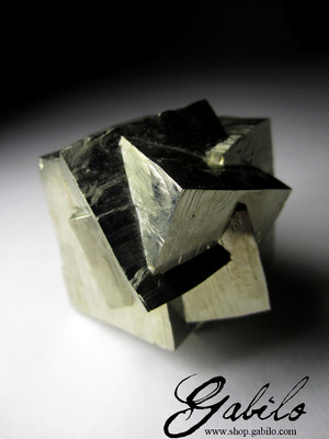 Pyrite collection pattern