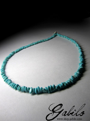 Arizona Turquoise Beaded Necklaces