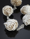 Necklace of 5 Desert Roses