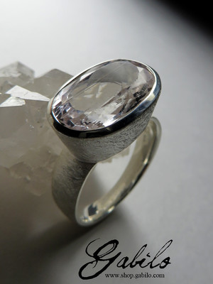 Ring with a large cunite