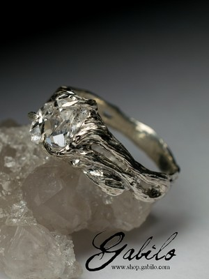 Silver Ring with Hermione Hermandim