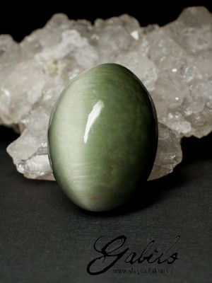 Made to order: Chrysoberyl Chatoyancy