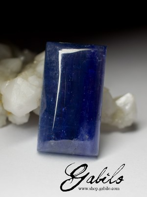 Tanzanite rectangle 48.5 carats