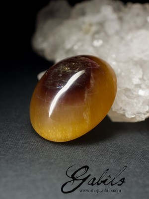 Tourmaline maschem brown 26.5 carat